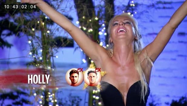 Ex On The Beach: Holly Rickwood 18 October