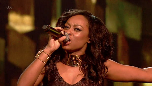 Relley C, The X Factor 15 October