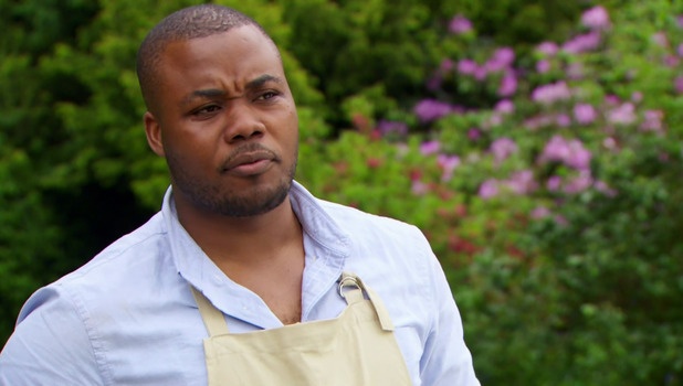 Selasi, Great British Bake Off 18 October