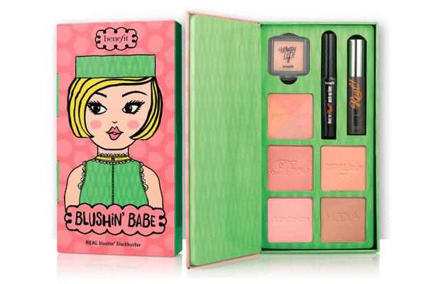 benefit Blushin' Babe Blockbuster Blush Kit £29.50 17 October 2016
