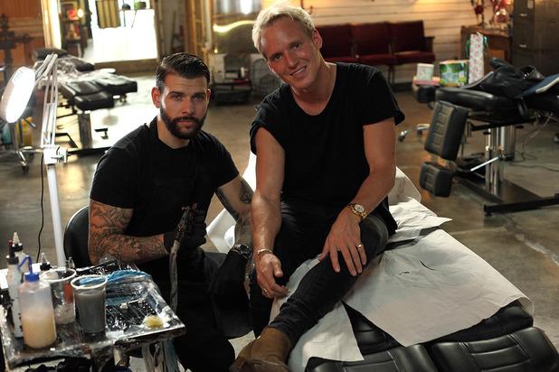 Tattoo Fixers: SU2C, Jamie Laing, Thu 20 Oct