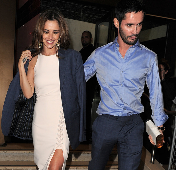 Cheryl and Jean Bernard-Fernandez Versini 16 October 2015