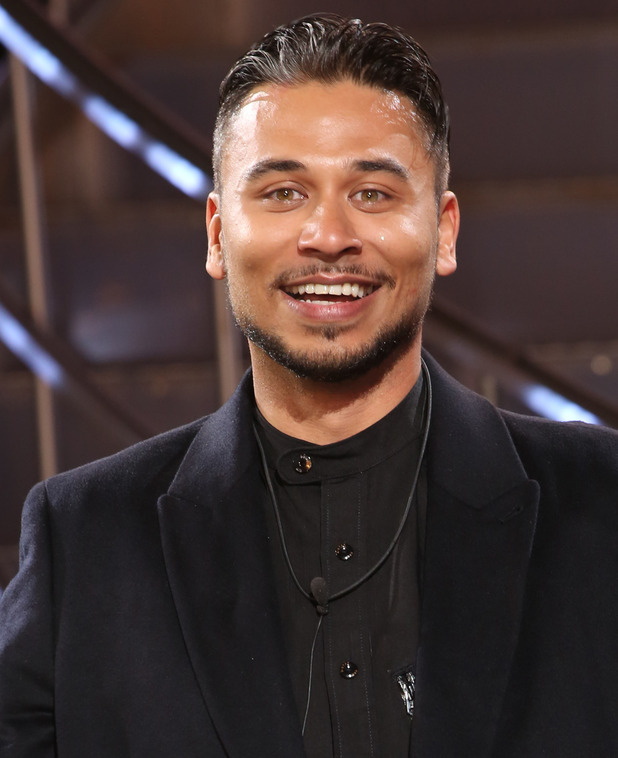 Ricky Norwood, Celebrity Big Brother final 26 August