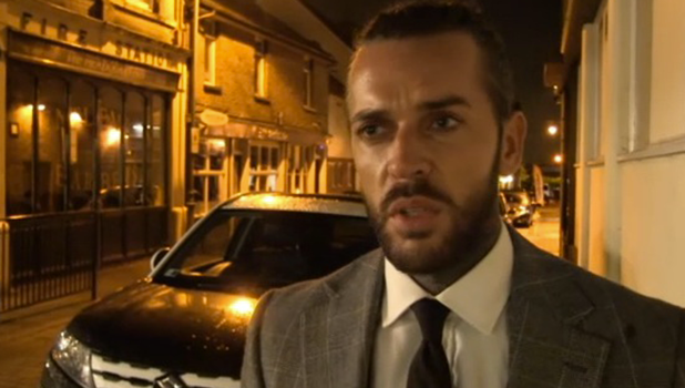 Pete Wicks talks to TOWIE official website after series 19, episode 4 October 2016