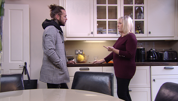 TOWIE Series 19, Episode 4: Pete talks to Megan's mum and dad 19 October 2016