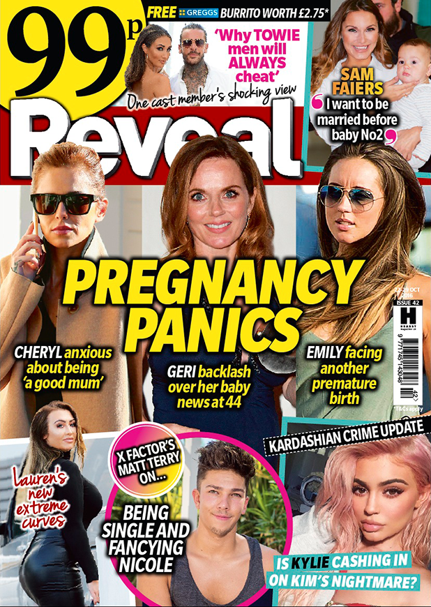 Reveal magazine issue 42 cover