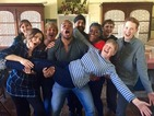 Selasi Gbormittah marks the Great British Bake Off final with CUTE photo of fellow contestants