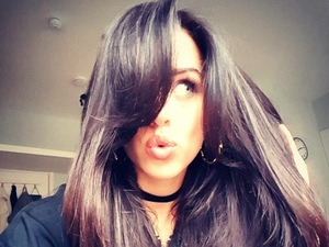 Strictly's Georgia May Foote shows off her gorgeous new hairstyle including a much fuller fringe!