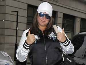 """X Factor's Honey G """"chuffed"""" with 50 Cent endorsement: """"The show's over now!"""""""
