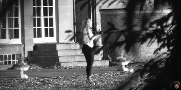 House of Horrors on Thursday 27th October 2016. Screen Grab: DANNI ARMSTRONG