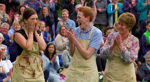 Candice Brown wins the Great British Bake Off 26 October