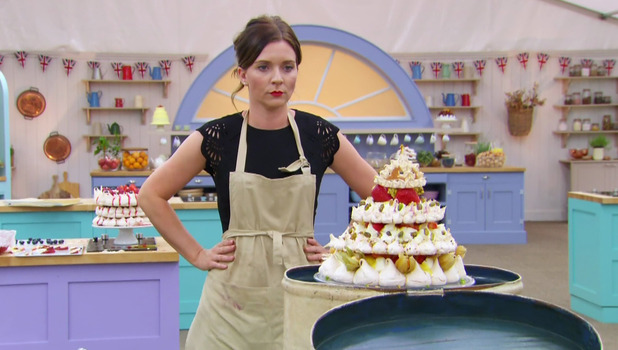 Candice Brown, Great British Bake Off 26 October
