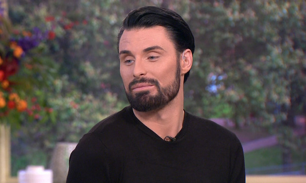 Rylan Clark-Neal does the Showbiz news on 'This Morning'. Broadcast on ITV1HD