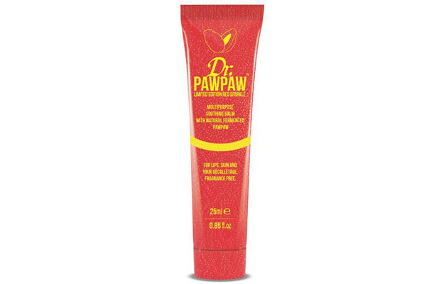 Paw Paw Limited Edition Red Sparkle £6.95 25 October 2016