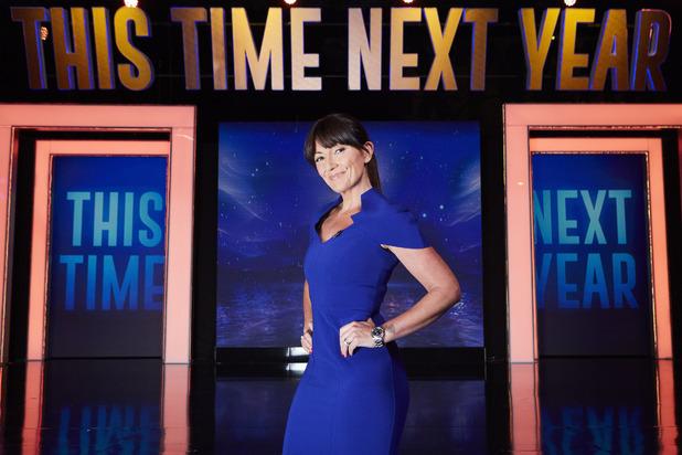 This Time Next Year, Davina McCall, Wed 2 Nov