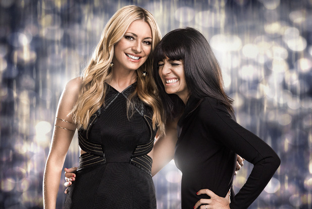 Strictly Come Dancing, Tess and Claudia, Saturdays, 2016