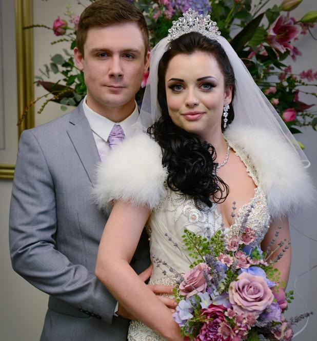 EastEnders, Lee and Whitney's wedding, Fri 4 Nov