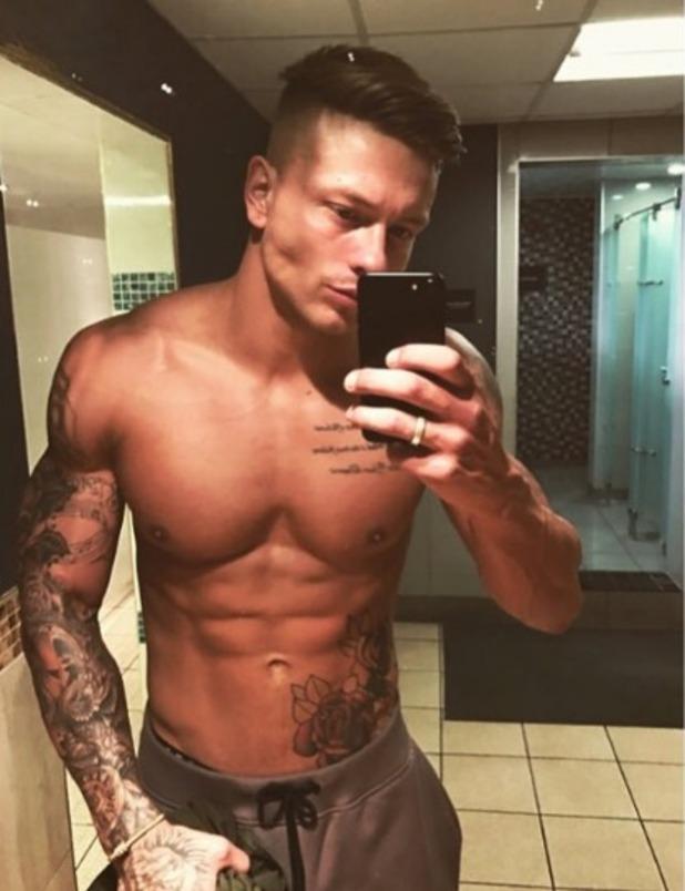 Olivia Buckland shares shirtless photo of Alex Bowen 27 October