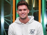 Gaz Beadle from Geordie Shore attend a photo call outside MTV's offices in London