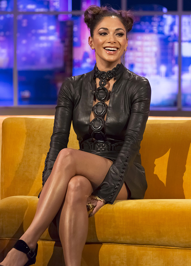 'The Jonathan Ross Show', London, UK - 29 Oct 2016 Nicole Scherzinger