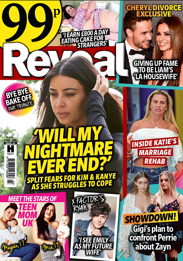 Reveal Magazine issue 43 cover