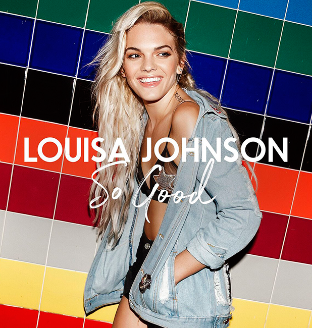Louisa Johnson's new single So Good, out on 28th October