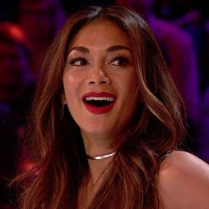 Nicole Scherzinger, X Factor October 2016