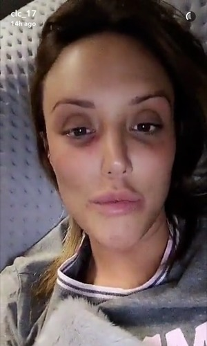 Charlotte Crosby discusses I'm A Celebrity rumours, Snapchat 30 October