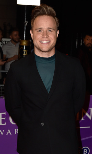 Olly Murs at the Pride of Britain Awards 2016, London 31 October