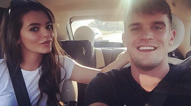 Gaz Beadle and Emma McVey, Instagram 2 November