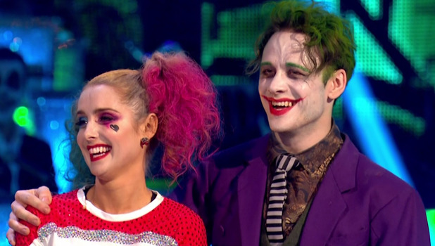 Louise Redknapp and Kevin Clifton, Strictly Come Dancing 29 October