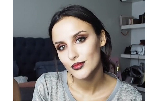Former Made In Chelsea star Lucy Watson announces make-up collection in YouTube Video, 30 October 2016