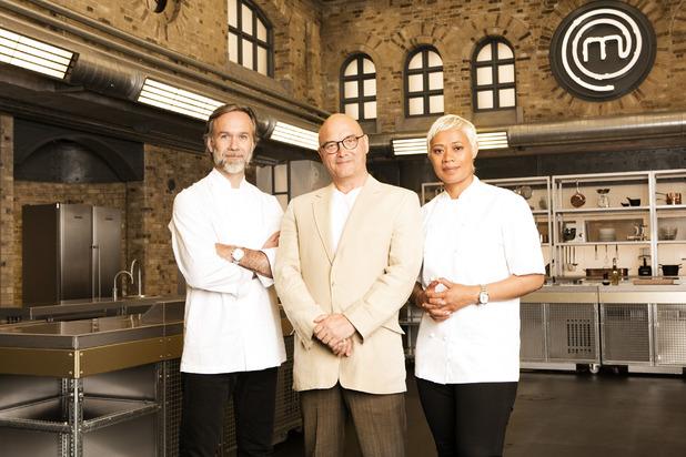 MasterChef: The Professionals, BBC2, Tue 8 Nov