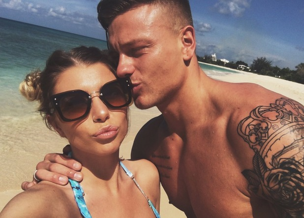 Olivia Buckland and Alex Bowen, Barbados 2 November