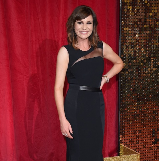 Lucy Pargeter, British Soap Awards 2016