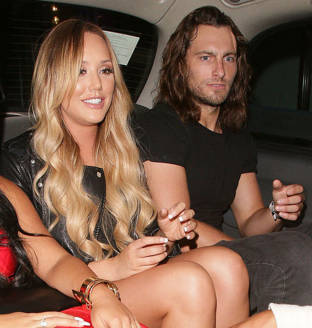 Charlotte Crosby and Ash Harrison, Mark Hill Hair, Pick N Mix launch 27 July