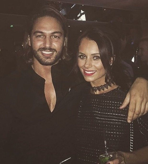 Mario Falcone and girlfriend Becky Miesner, Instagram 1 November