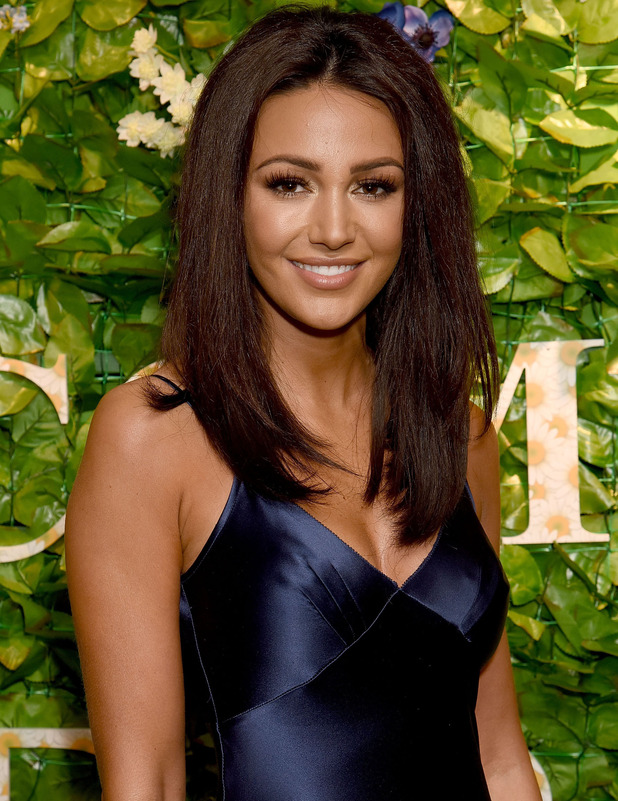 Michelle Keegan wearing Lord & Berry lipliner at the Pride of Britain Awards, London, 31 October 2016