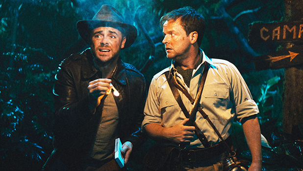 Ant & Dec are back and still lost in the Jungle, will they make it back to camp in time for the celebrity arrivals?!