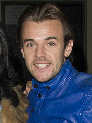 Celebrities attend ShowReal dating app launch party in London Nathan Massey