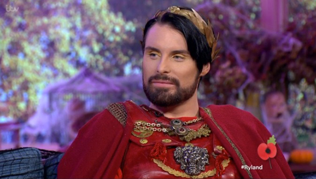 X Factor: Rylan tells This Morning about Gifty's elimination ITV, 31 October 2016