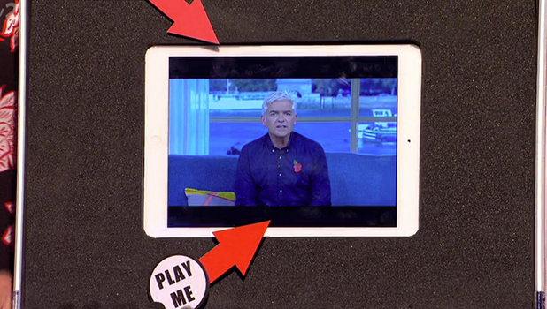 Phillip Schofield fake trashes This Morning on Celebrity Juice 2016