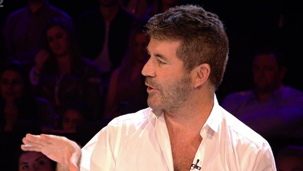 X Factor: Simon Cowell and Louis Walsh talk on Xtra Factor 30 October 2016