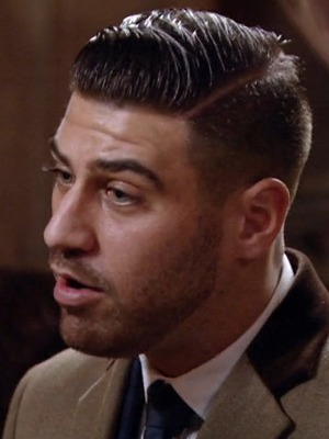TOWIE: Jon and Chris in the finale 9 November 2016
