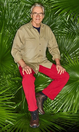 I'm A Celebrity... Get Me Out Of Here 2016: ITV confirms official lineup Larry Lamb