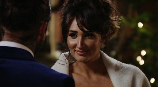 TOWIE: Megan McKenna and Pete Wicks reunite in the series 19 finale 9 November 2016