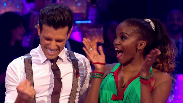Danny Mac and Oti Mabuse, Strictly Come Dancing 5 November
