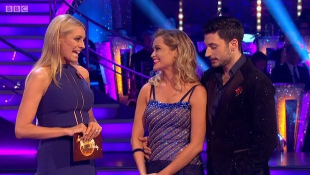 Laura Whitmore leaves Strictly Come Dancing 6 November
