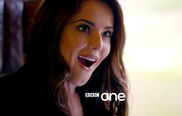 Cheryl appears in the trailer for BBC One's Who Do You Think You Are? - 9 November 2016