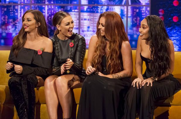 Little Mix on The Jonathan Ross Show, ITV 12 November